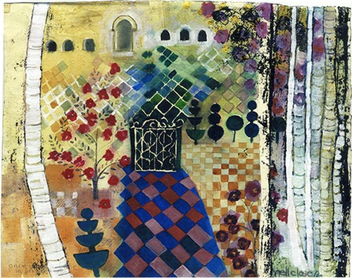 Nell Close artist